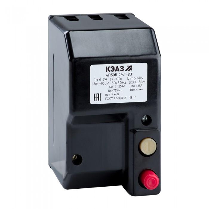 1Автоматический Выключатель АП50Б З МТ-10IH 6,3А