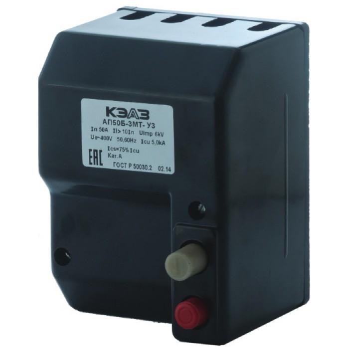 1Автоматический выключатель АП50Б З МТ-10IH 50А
