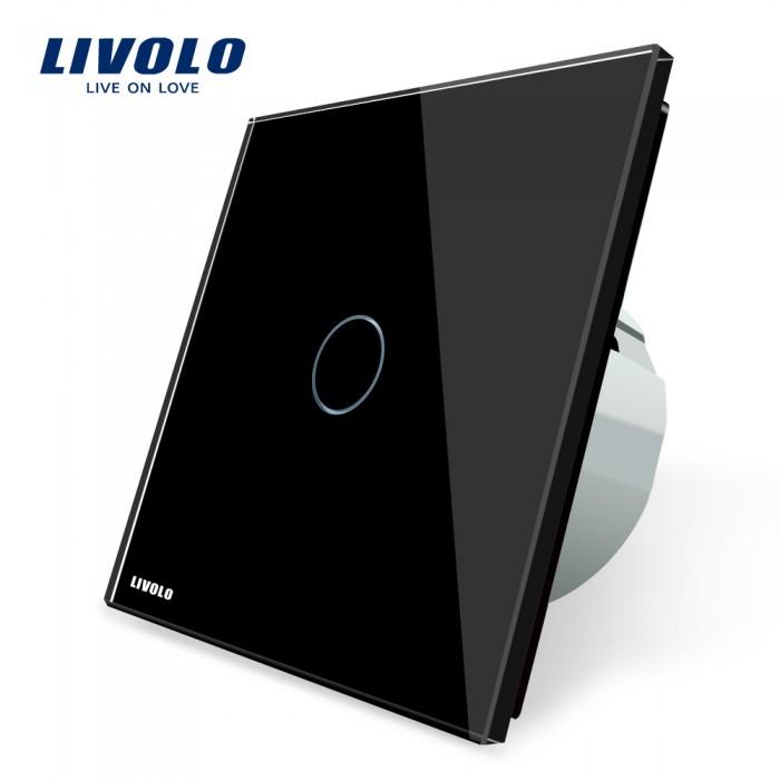 1Сенсорный Выключатель Livolo с панелью