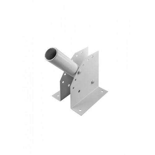 32758 Кронштейн стеновой Feron с переменным углом для уличных (консольных) светильников ДС-1