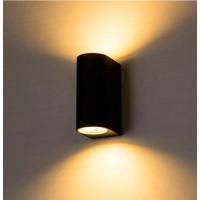11883 Feron Светильник садово-парковый DH015 черный