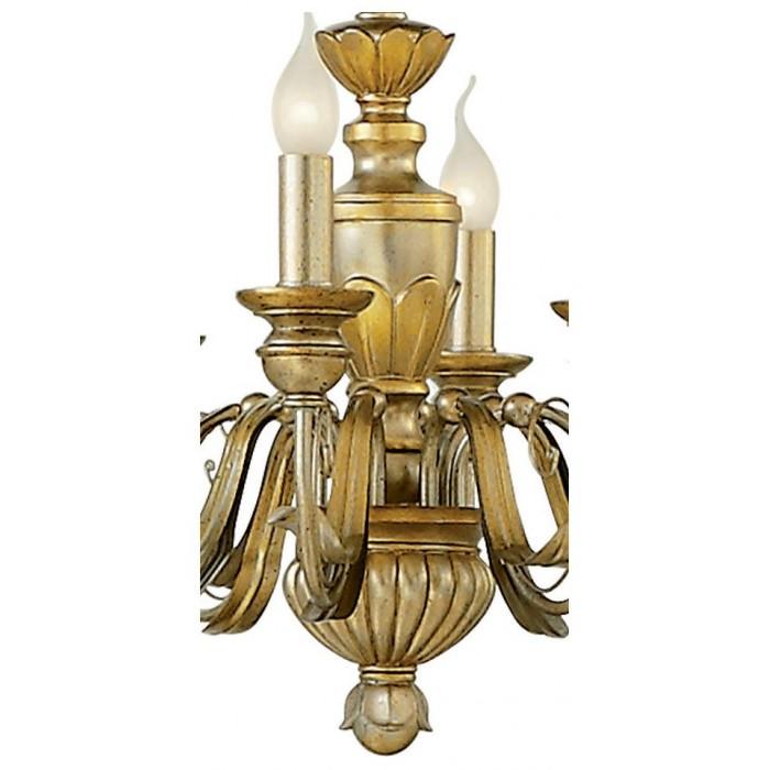 2Люстра классическая подвесная 20815 DORA SP3 Oro Antico
