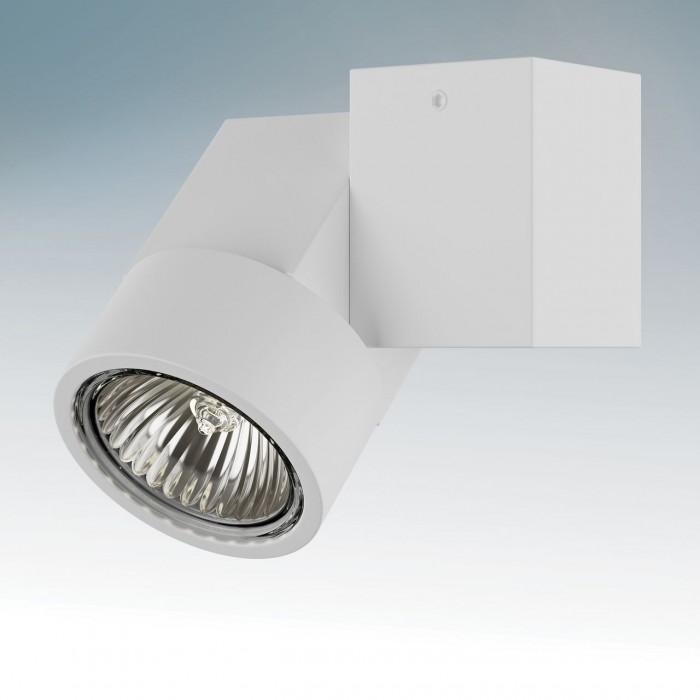 1Белый потолочный светильник 051027 Lightstar