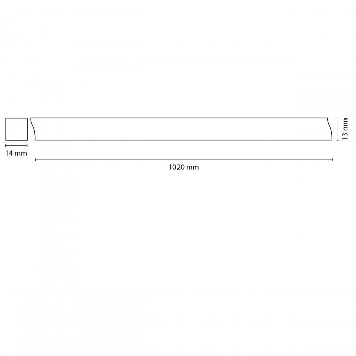 2409112 Лента в PVC-профиле Lightstar