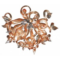 890653 Medusa Потолочная люстра Lightstar