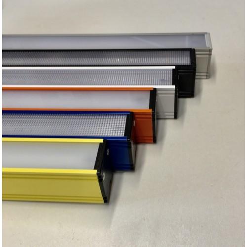 Светодиодный светильник ЭКО 1000-40 цветной