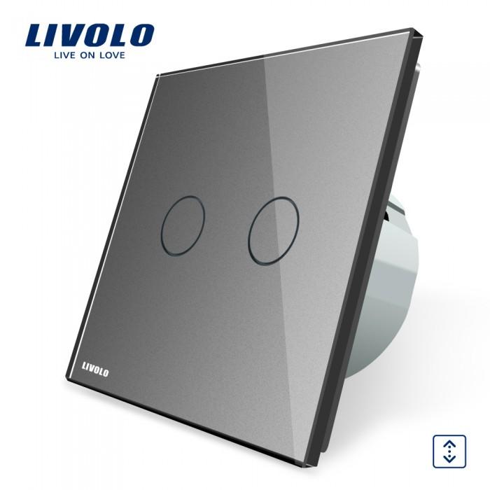 1Сенсорный Выключатель Livolo