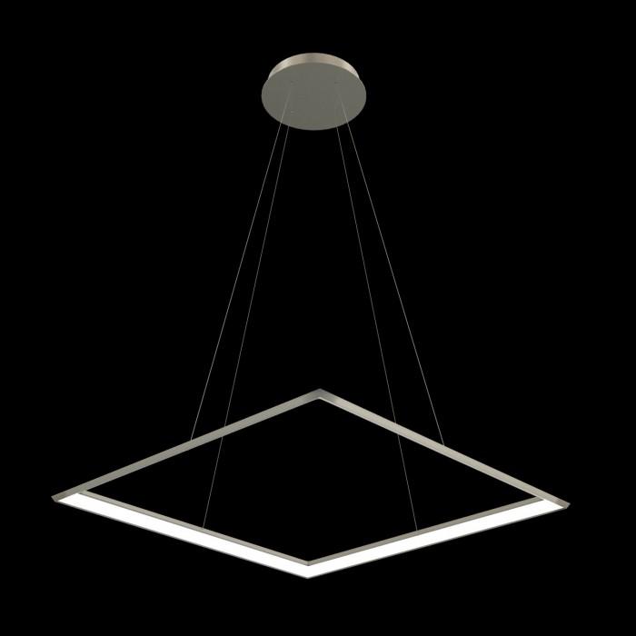 1Подвесной светодиодный светильник со стороной квадрата 52 см TLCU1-52-01 Лючера