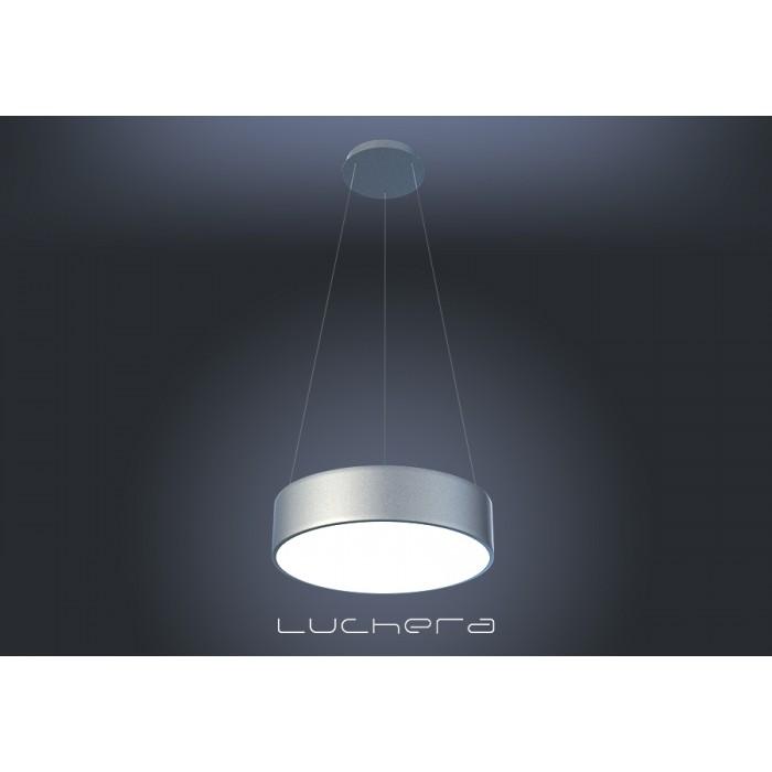 2Подвесная светодиодная люстра в форме таблетки TLTA1-40-01 Лючера