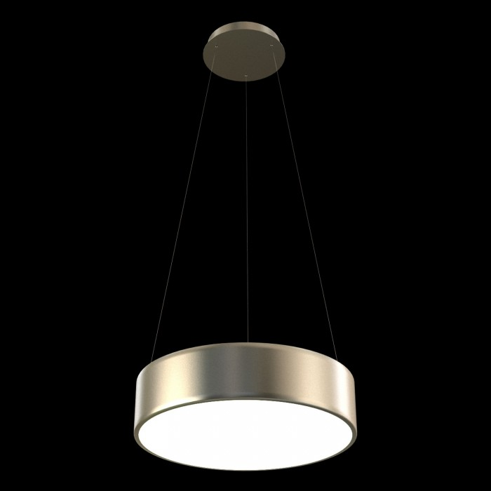 1Подвесная светодиодная люстра в форме таблетки TLTA1-40-01 Лючера