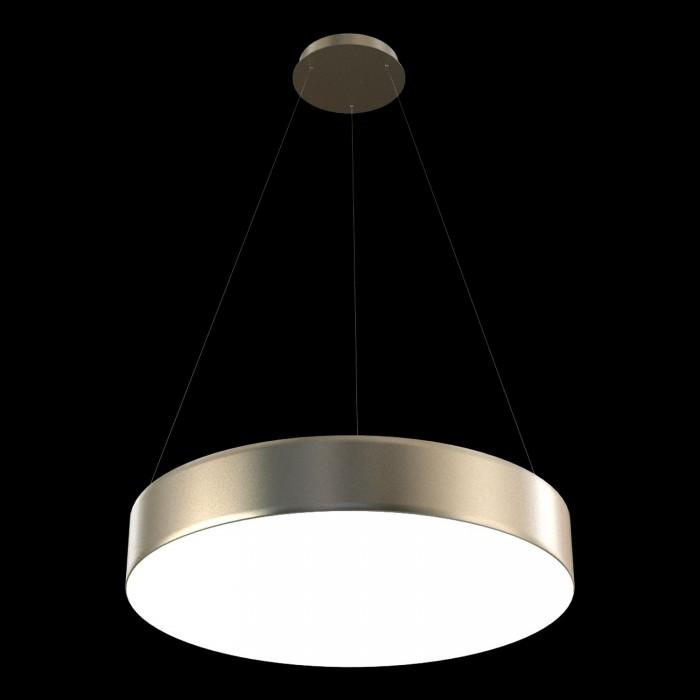 2Подвесная светодиодная люстра в форме таблетки TLTA1-60-01 Лючера