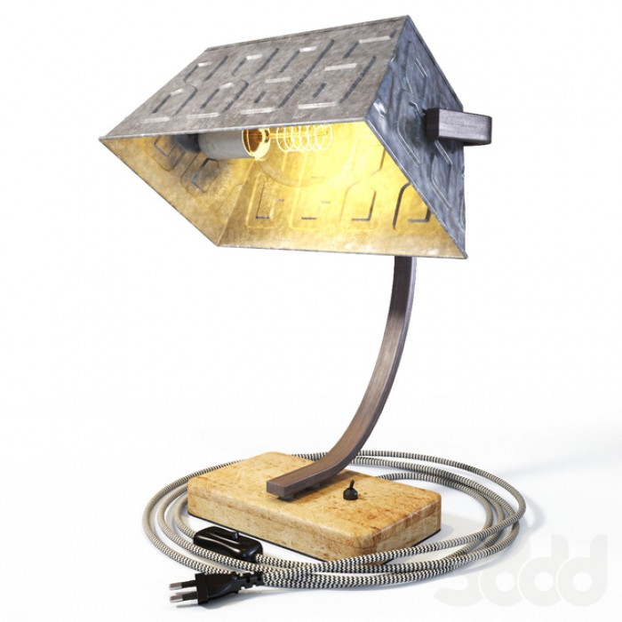 2Настольная лампа LSP-0511 Lussole