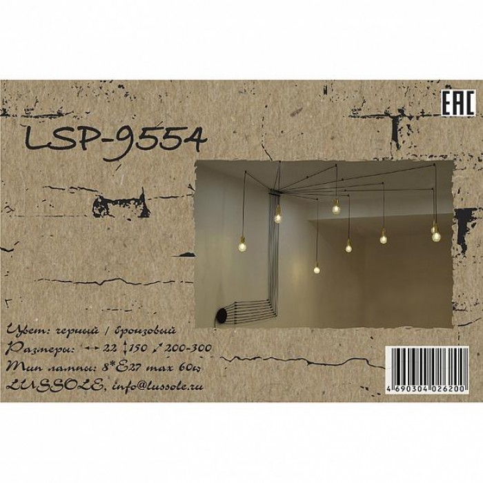 2Светильник LSP-9554