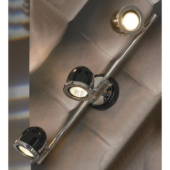 1Светильник спот поворотный LSN-3121-03 Lussole