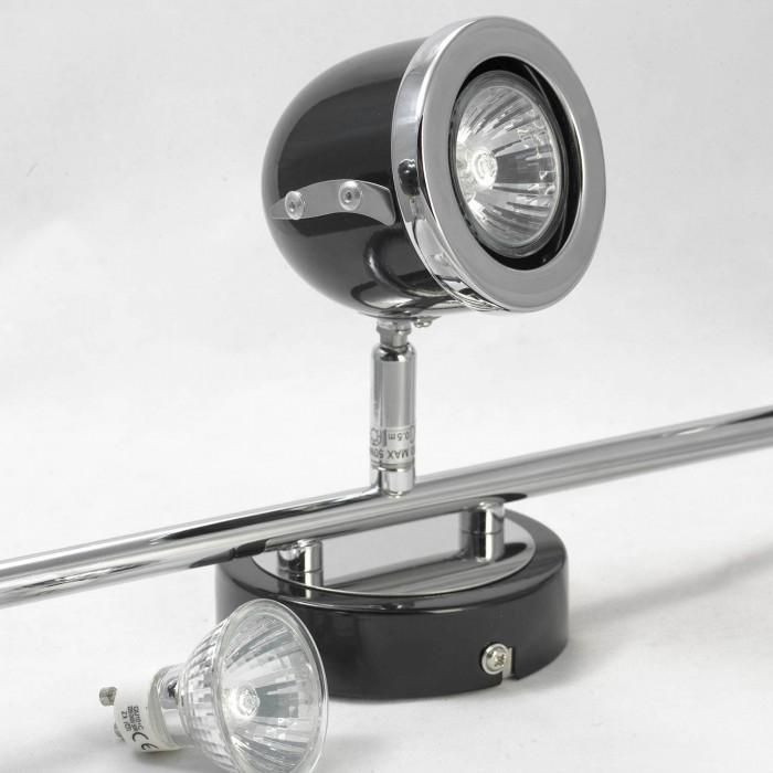 2Светильник спот поворотный LSN-3121-03 Lussole