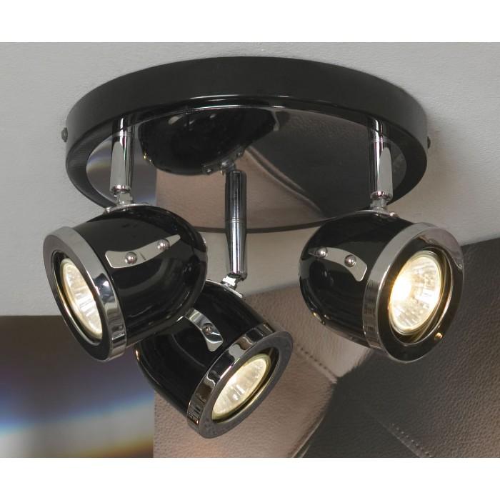1Светильник спот поворотный LSN-3127-03 Lussole