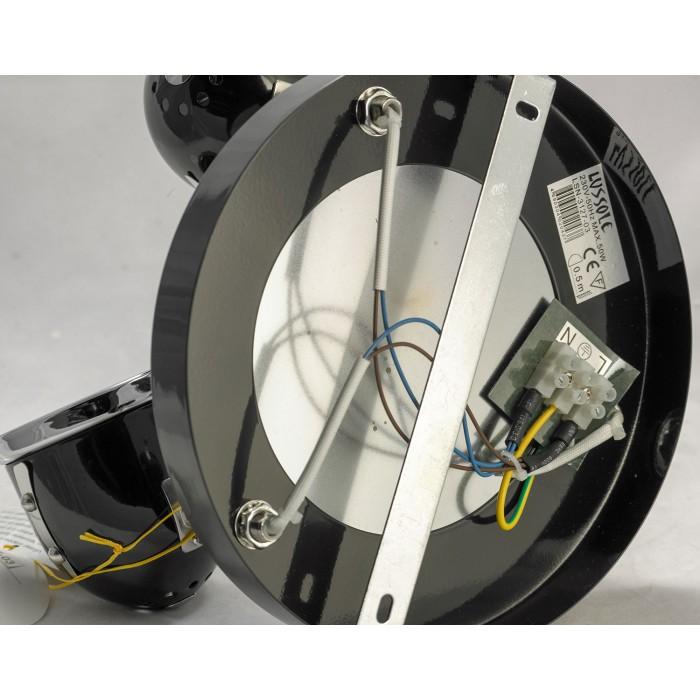 2Светильник спот поворотный LSN-3127-03 Lussole