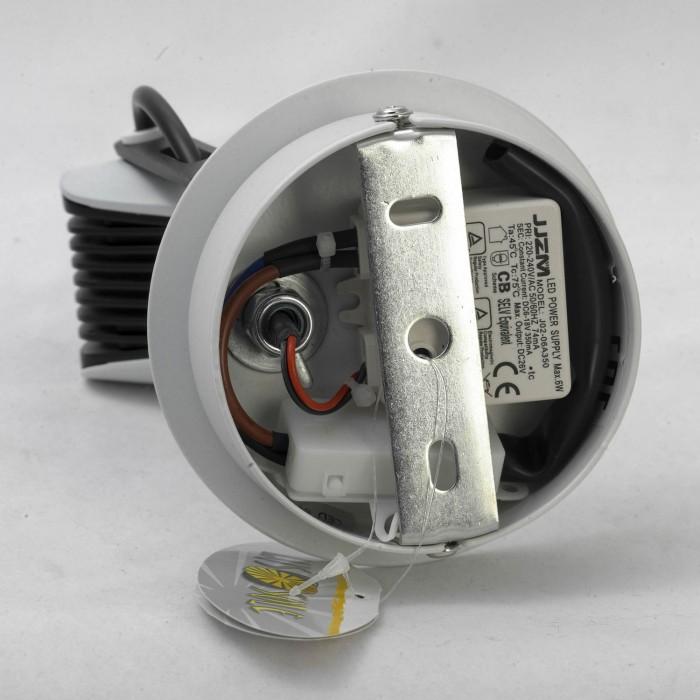 2Светильник спот поворотный LSN-4101-01 Lussole
