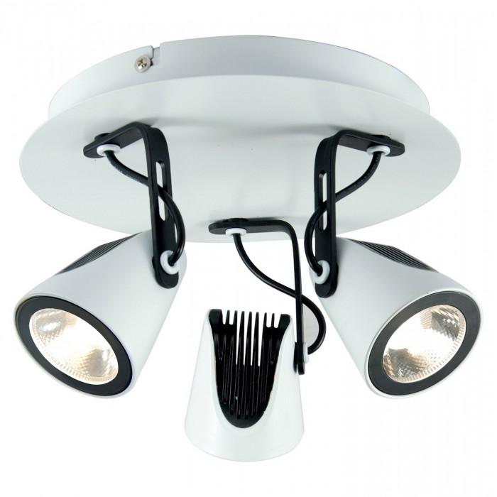 1Светильник спот поворотный LSN-4101-03 Lussole