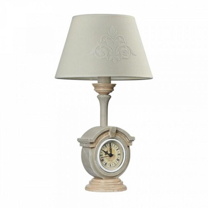1Настольная лампа Maytoni MILEA ARM132-TL-01-GR