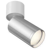 C050CL-1WCH Потолочный светильник FOCUS S Maytoni