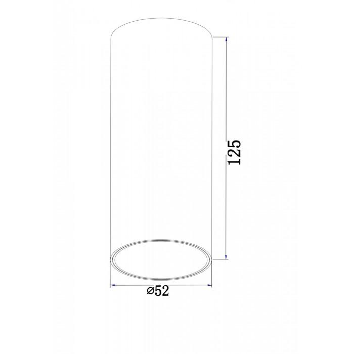 2C056CL-L12B3K Потолочный светильник Focus LED Maytoni