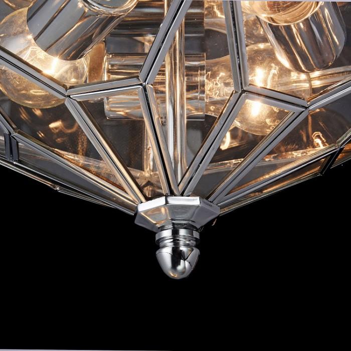 2Светильник уличный потолочный H356-CL-03-CH Maytoni