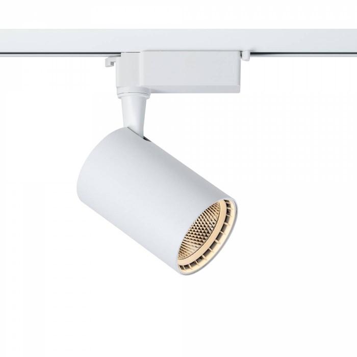 1Трековый светильник светодиодный TR003-1-12W3K-W Maytoni