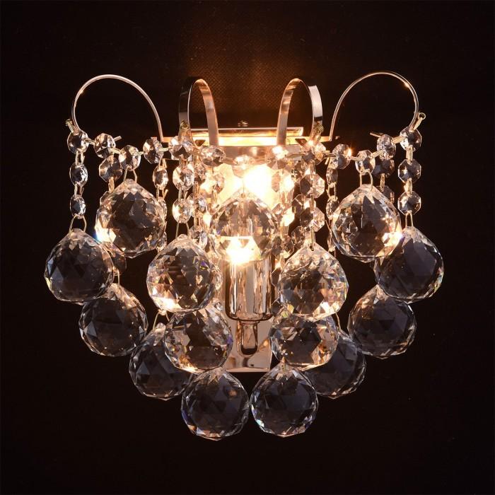2Светильник бра хрустальное 232028101 MW-Light