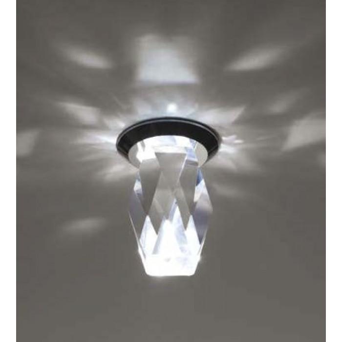1Встраиваемый светодиодный светильник Novotech Star sky 357040