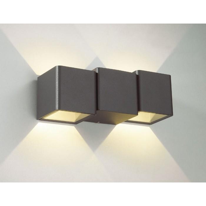 1Настенный уличный светильник 357401 Novotech
