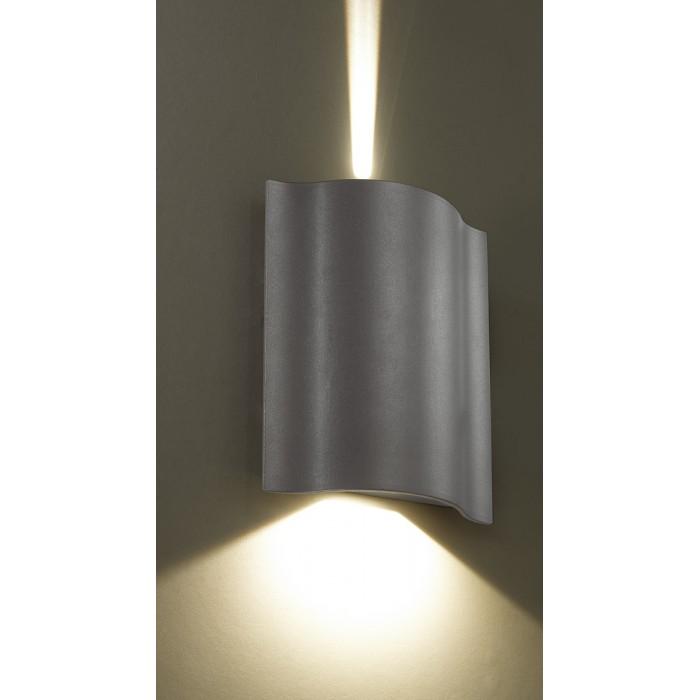 2Настенный уличный светильник 357415 Novotech