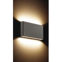 357422 Ландшафтный светодиодный настенный светильник