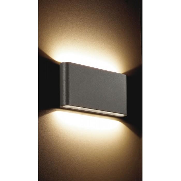 1Настенный уличный светильник 357422 Novotech