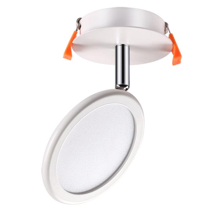 1Встраиваемый светодиодный светильник 357454 Novotech