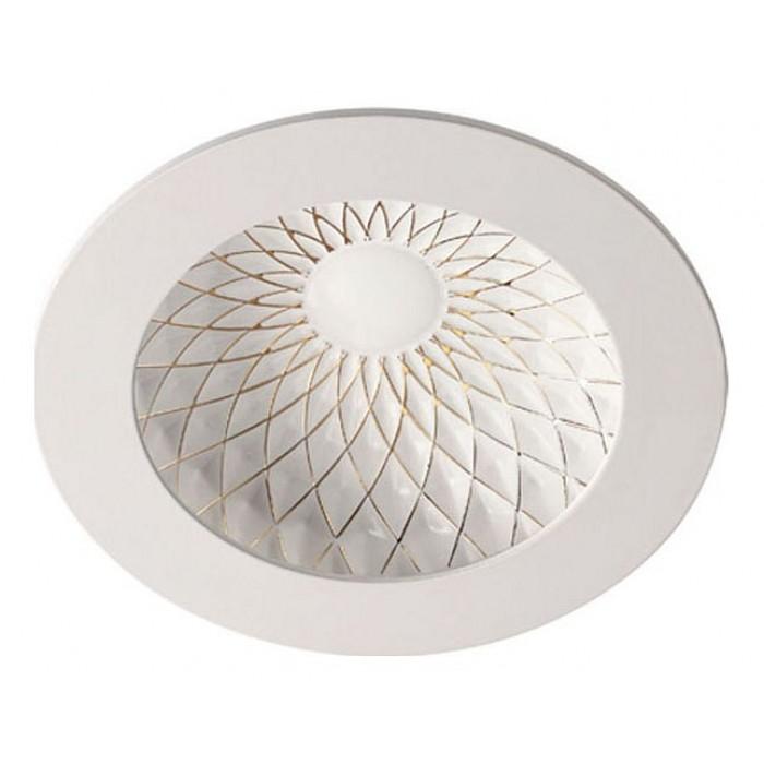 1Встраиваемый светильник 357504 Gesso Novotech