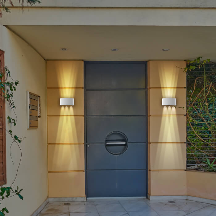 2Ландшафтный светильник 357680 Calle Novotech