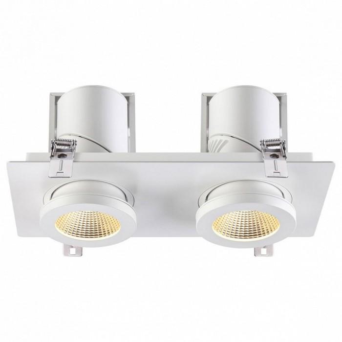 1Встраиваемый светильник 357874 Prometa Novotech
