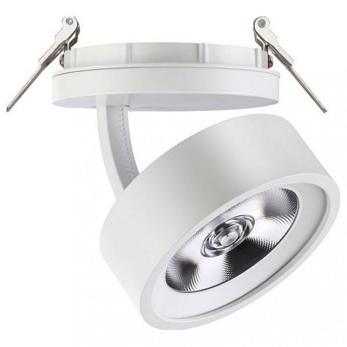 1Встраиваемый светильник 357875 Prometa Novotech