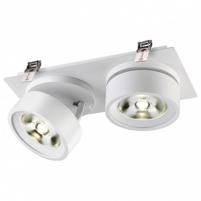 1Встраиваемый светильник 357878 Prometa Novotech