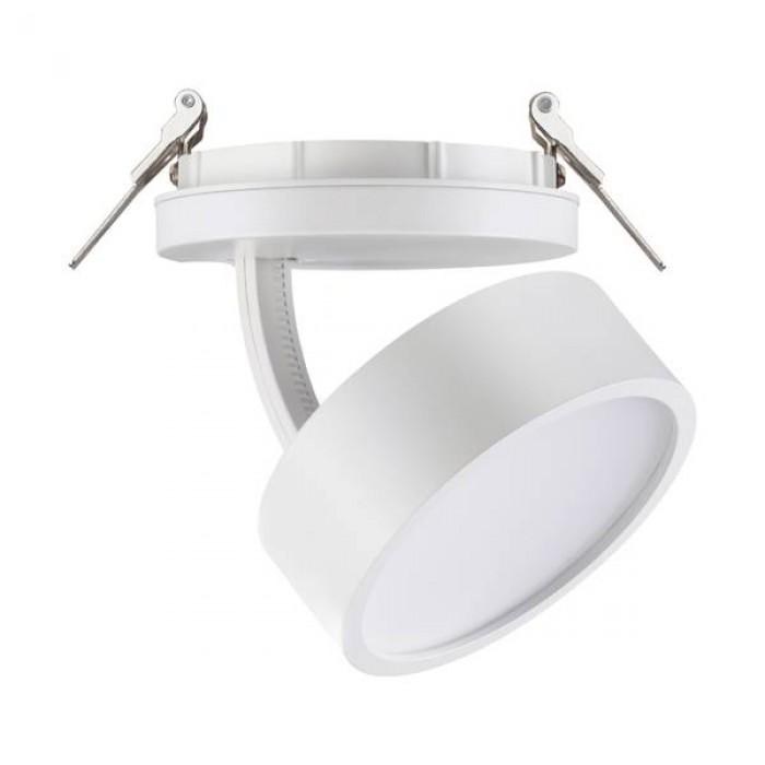 2Встраиваемый светильник 357879 Prometa Novotech