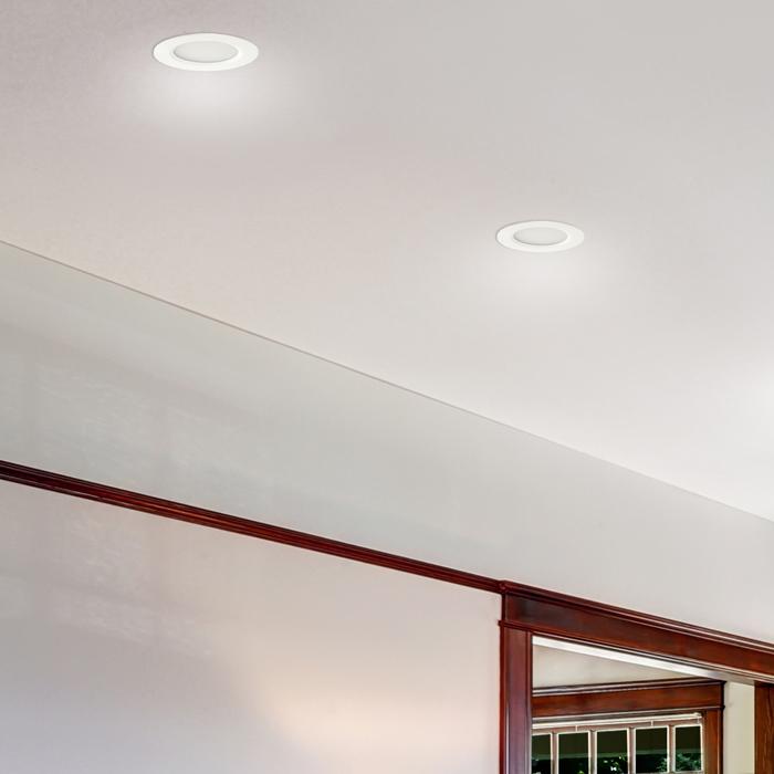 2Встраиваемый светодиодный светильник 357907 Drum Novotech