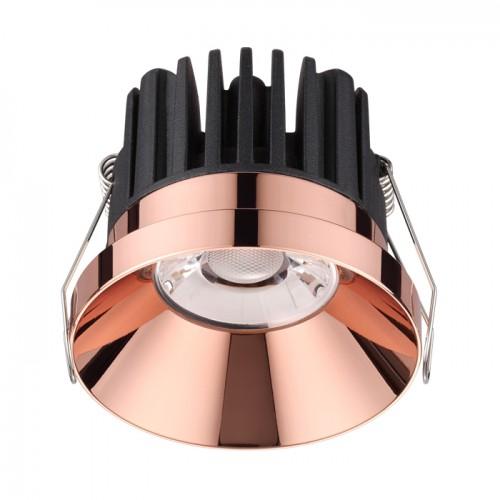 357910 SPOT Встраиваемый светодиодный светильник Novotech