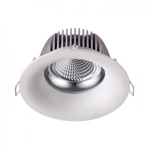 358024 GLOK Встраиваемый светодиодный светильник Novotech