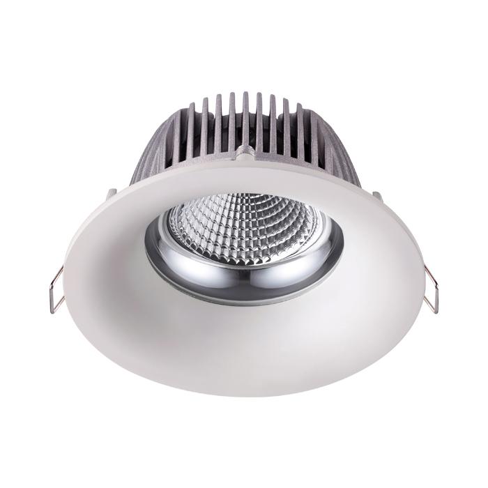 1Встраиваемый светодиодный светильник 358024 Glok Novotech