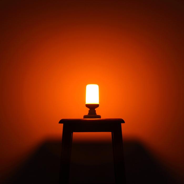 2Светодиодная лампа с эффектом пламени 358136 Novotech