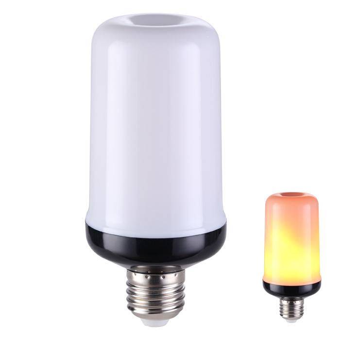 1Светодиодная лампа с эффектом пламени 358136 Novotech