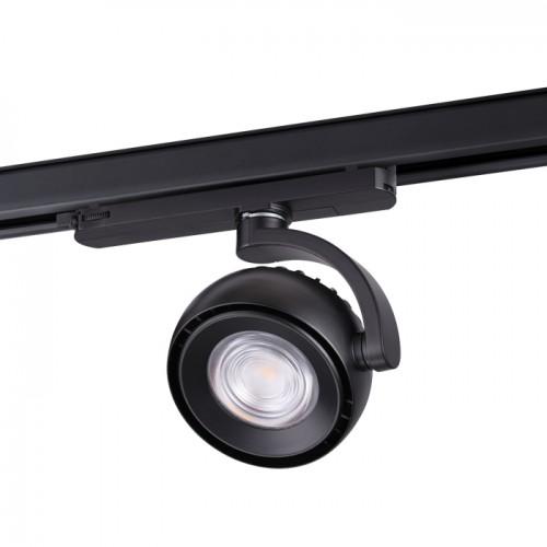 358166 Трехфазный трековый светодиодный светильник Novotech