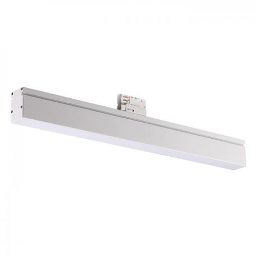 358185 Однофазный трековый светодиодный светильник Novotech