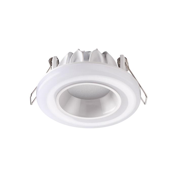 1Встраиваемый светодиодный светильник 358278 MOON